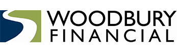woodbury financial logo
